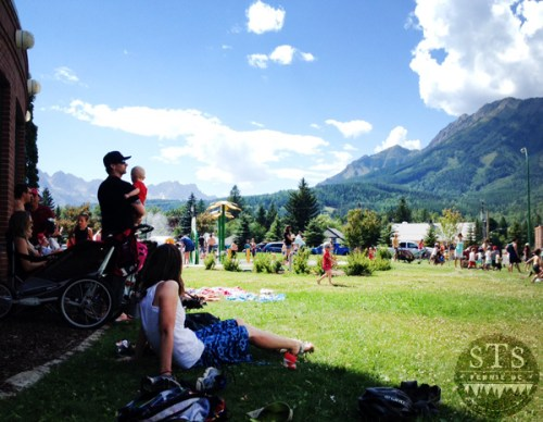 Views Of Fernie Canada Day Small Town Social Living