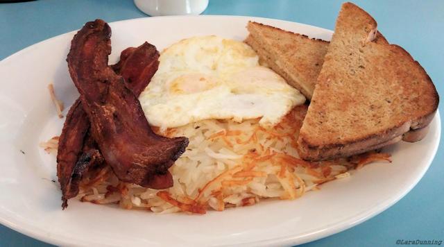 Madison Diner Breakfast