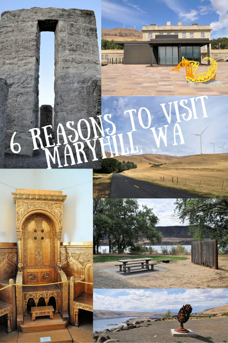 Top 6 Reasons to Stop in Maryhill Washington