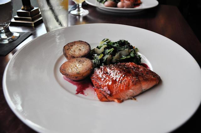 5th Street Bistro Salmon