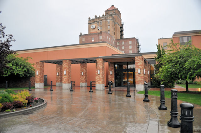 The Marcus Whitman Hotel & Conference Center