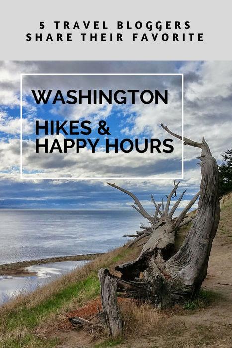 Washington Hikes & Happy Hours
