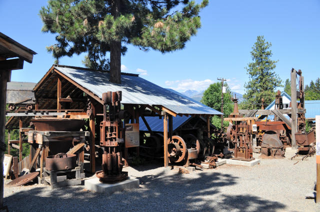 Getaway to the Old West in Winthrop