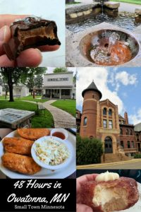 48 hours in Owatonna