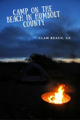 Clam Beach County Park Campground
