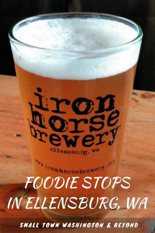 Foodie Stops in Ellensburg, WA