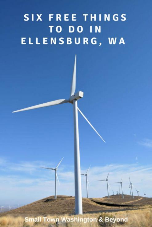 fun things to do in ellensburg wa