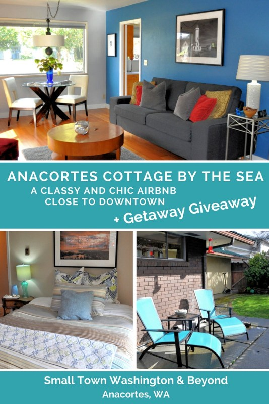 ANACORTES COTTAGE BY THE SEA