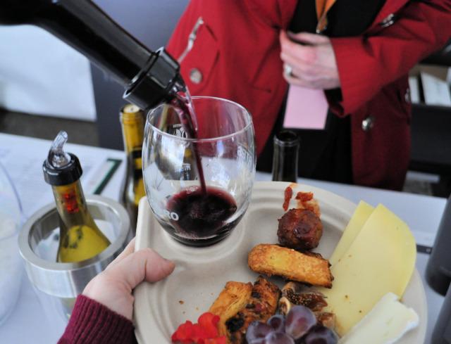 Truth Teller's Satire Bordeaux blend