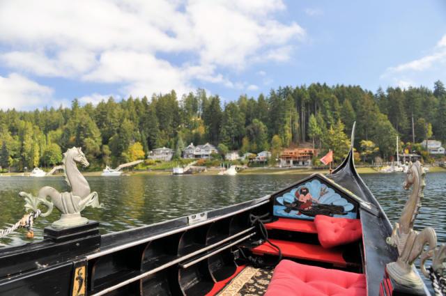 Gig Harbor Gondola.