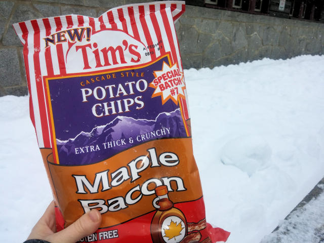 Tim's Cascade Snacks