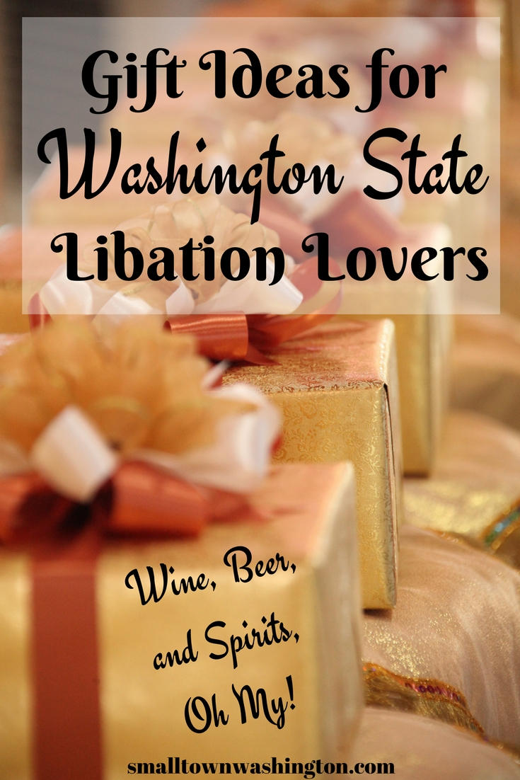 Gift Ideas For Washington State Libation Lovers Small