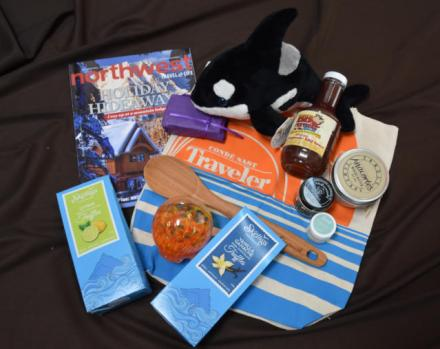 Travel-inspired giveaway from Small Town Washington & Beyond.