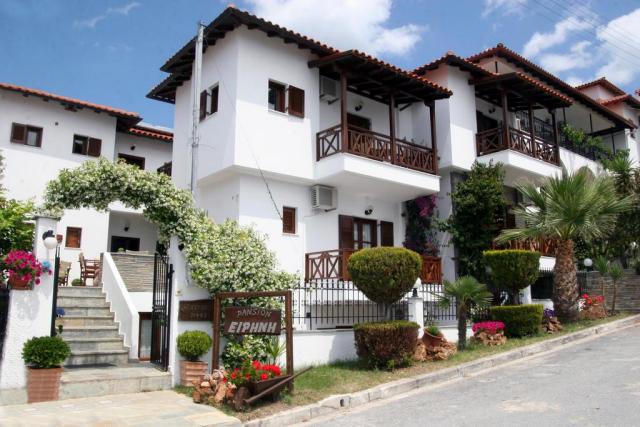 Pension Irini in Ouranouplis, Greece.