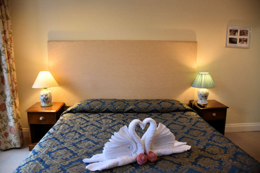 Guest room at Tom Crean Fish & Wine & Accommodation in Kenmare, Ireland.