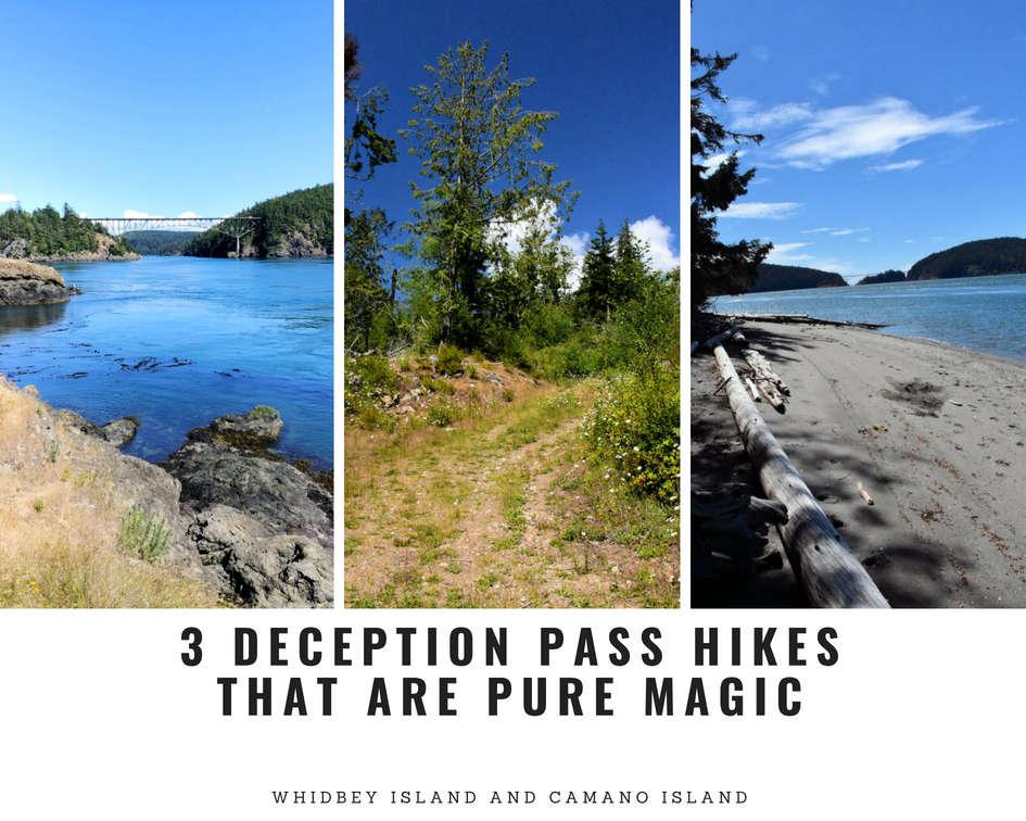 Deception Pass hikes