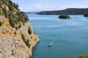 Deception Pass Tours in Washington State.