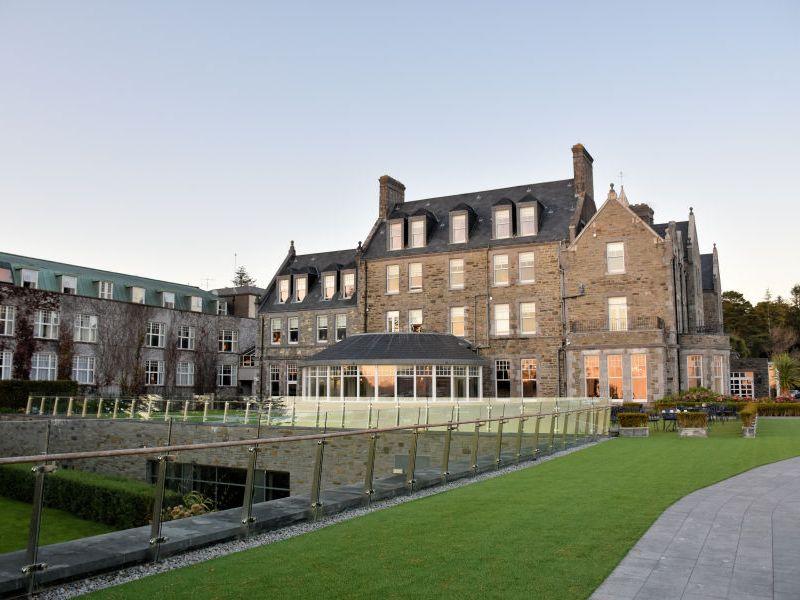 The Parknasilla Resort & Spa in Ireland.