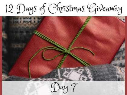 12 Days of Christmas Day 7