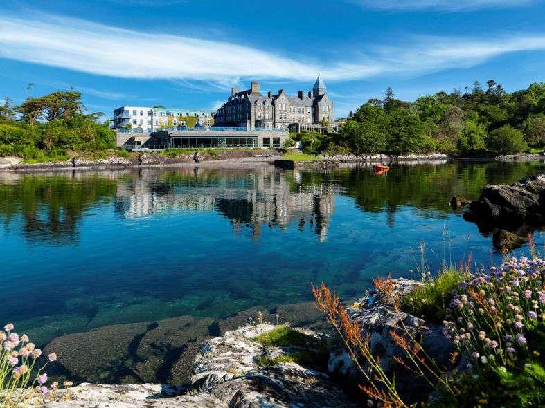 Parknasilla Resort and Spa in Sneem, Ireland.
