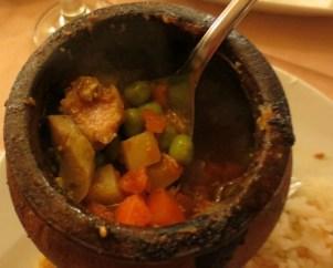 Chicken Stew in Clay Pot Bizim Ev