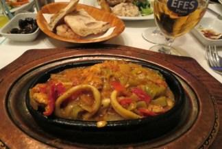 Seafood Istanbul