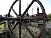 Engineered in Glasgow in 1855 and installed in St. Croix in 1865.