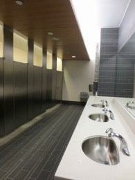 St. Michael's Cathedral washroom