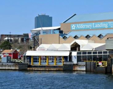 Evan's Seafood Restaurant at Alderney Landing Ferry Terminal Dartmouth