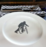 Halifax The Bicycle Thief plate