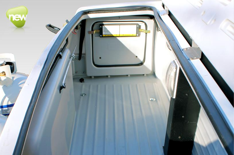 Aliner adds new storage boxes | The Small Trailer Enthusiast