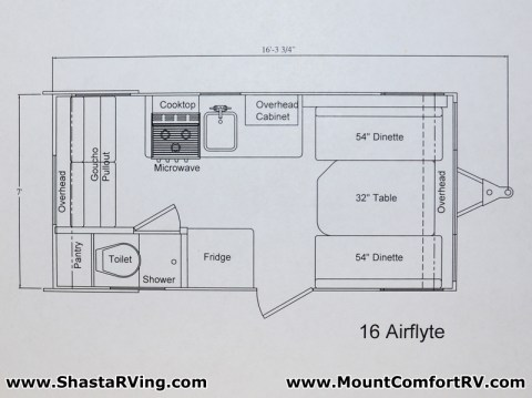 Shasta_Airflyte_2015_1961_16SC_Re-Release_Mount_Comfort_RV_Floorplan