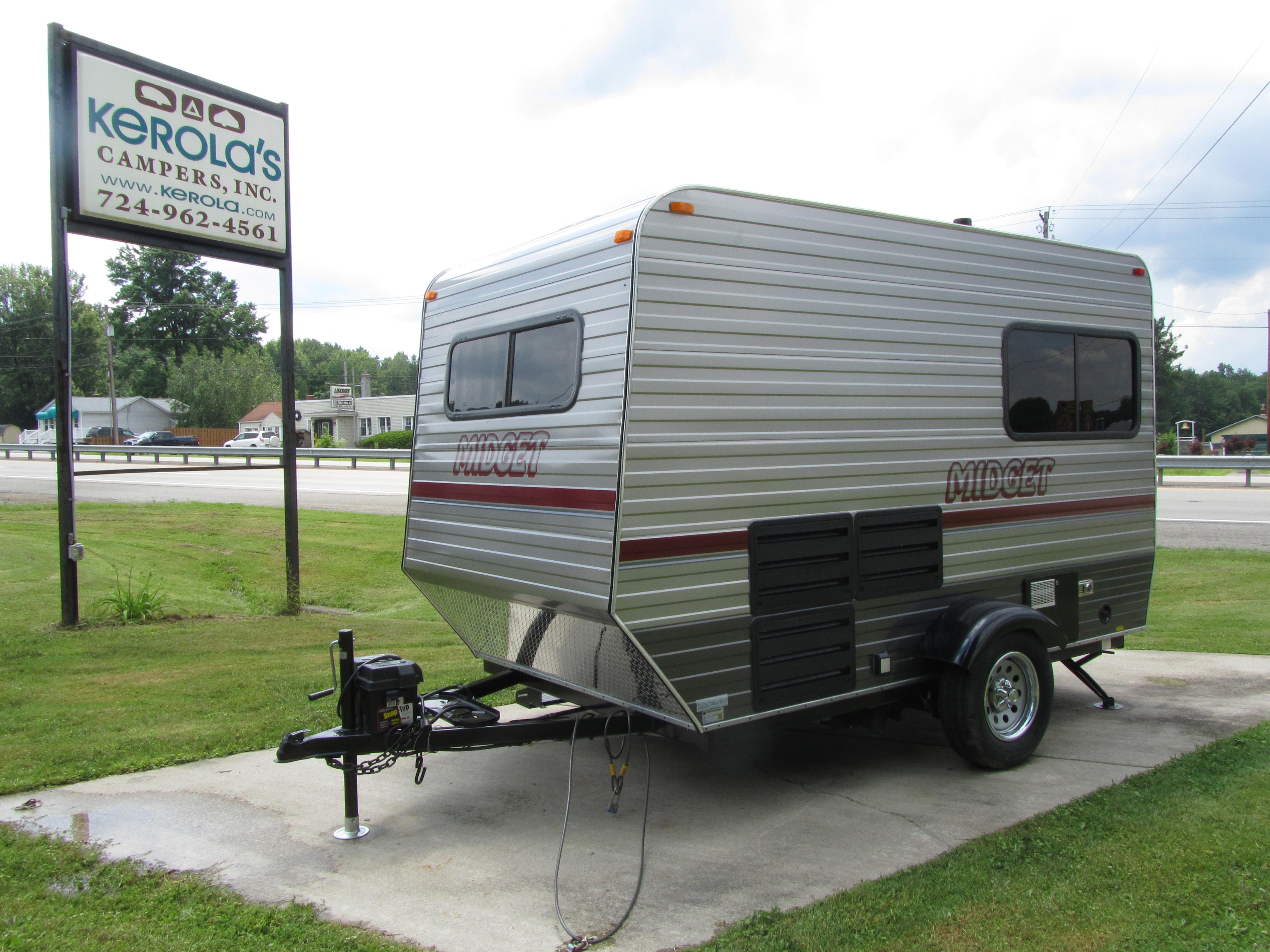 Build midget trailer confirm