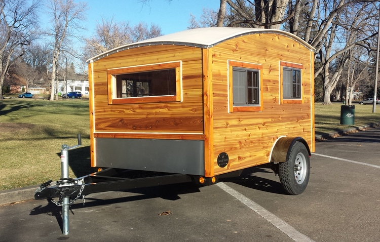 A Look At Casual Turtle Campers The Small Trailer Enthusiast