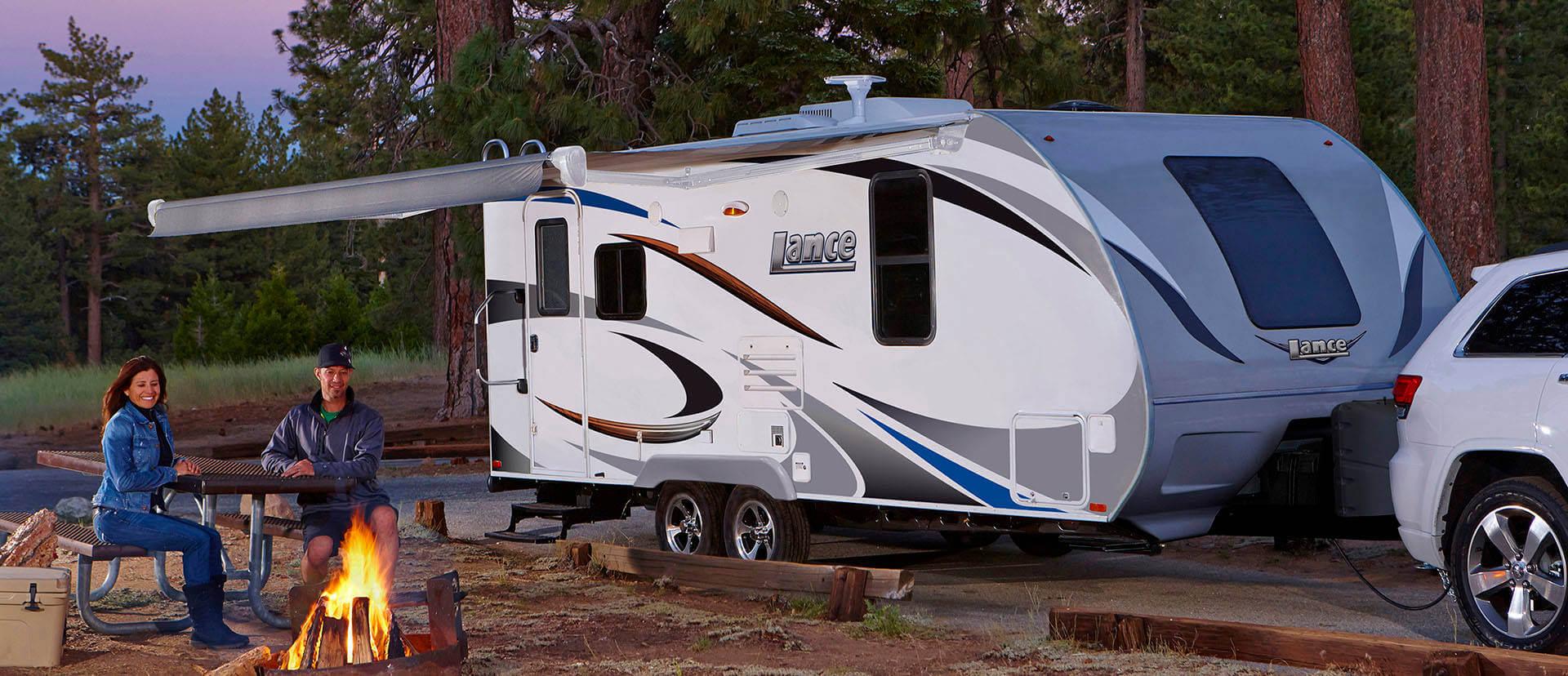 lance travel trailers | The Small Trailer Enthusiast