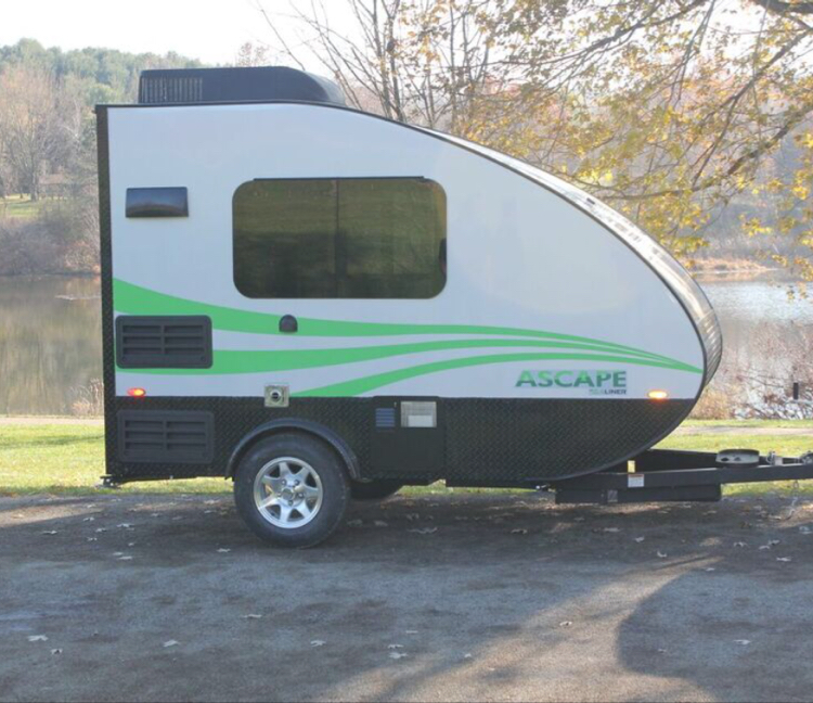 Aliner Introduces Ascape Travel Trailer | The Small Trailer Enthusiast