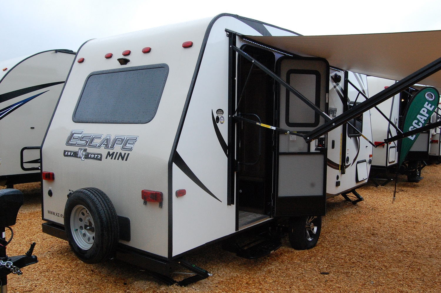 Camp Lite The Small Trailer Enthusiast