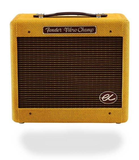 Fender small tube amp