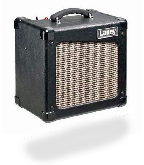 Laney Cub 8 small tube amp