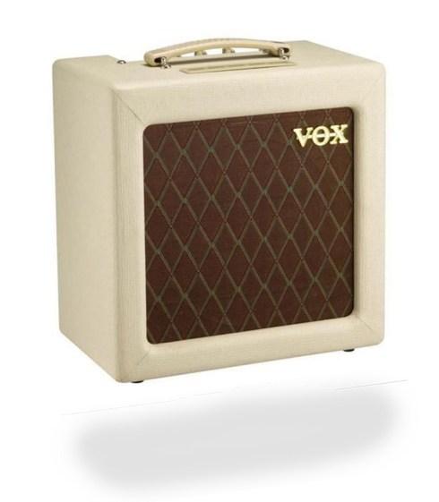 Vox small tube amp