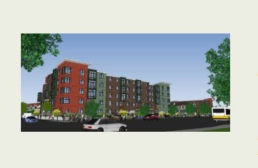 Madison Melnea Roxbury development housing lottery has 39 new affordable apartments for rent.