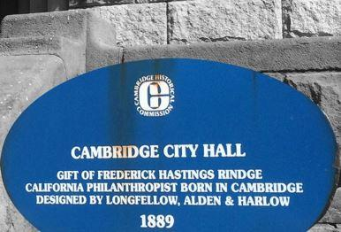 Cambridge affordable housing opportunities