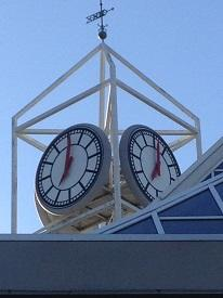 Forrest Hills Clock tower