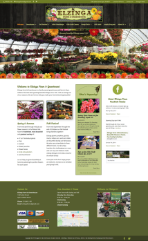 Visit Elzinga Farm & Greenhouse