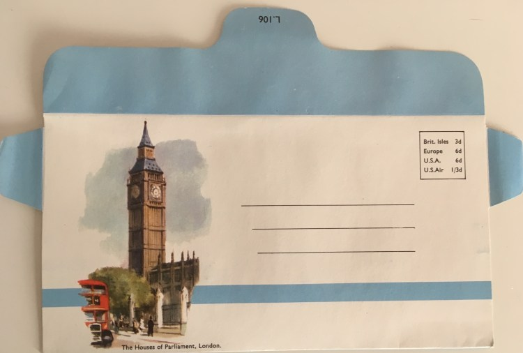 Envelope - Parliament Square