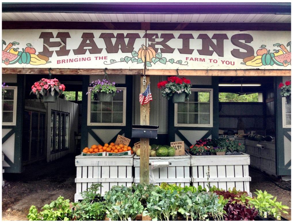Hawkins Farm Shop on Knowles Ave in Kensington, Maryland