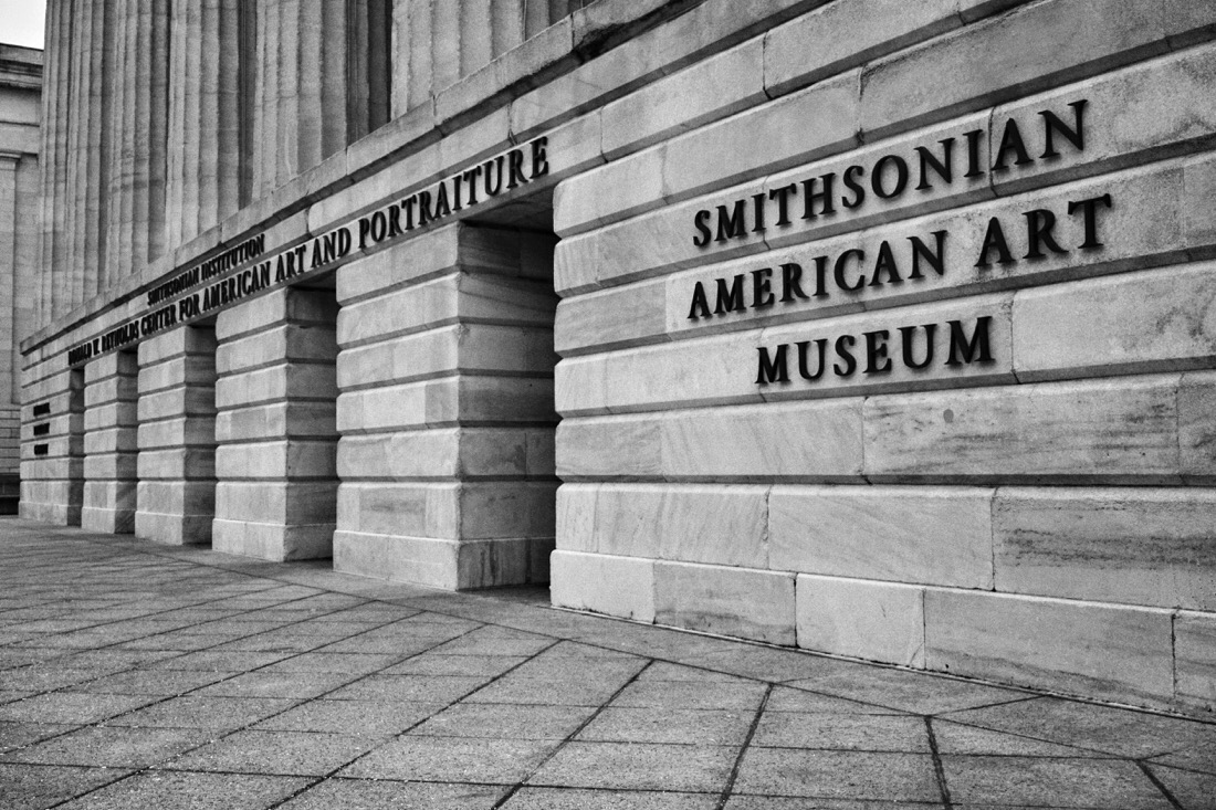 American Art Museum in Washington DC