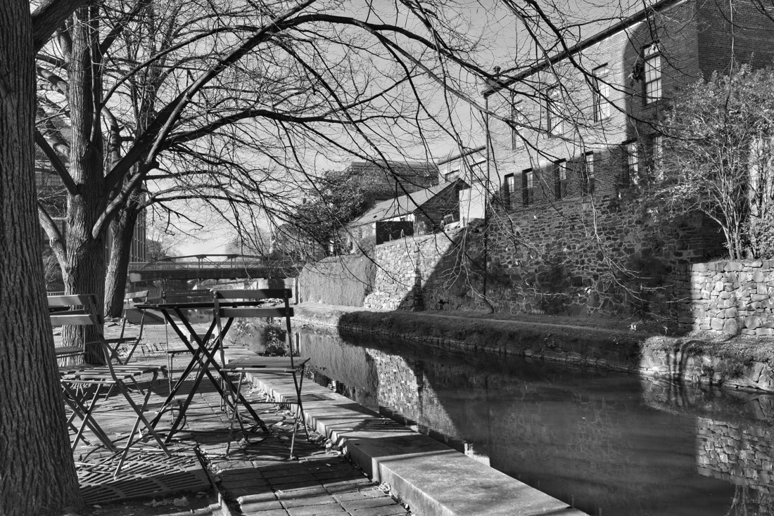 c & o canal in georgetown