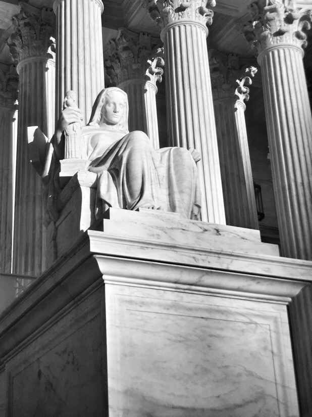 Supreme Court of the United States in Washington DC