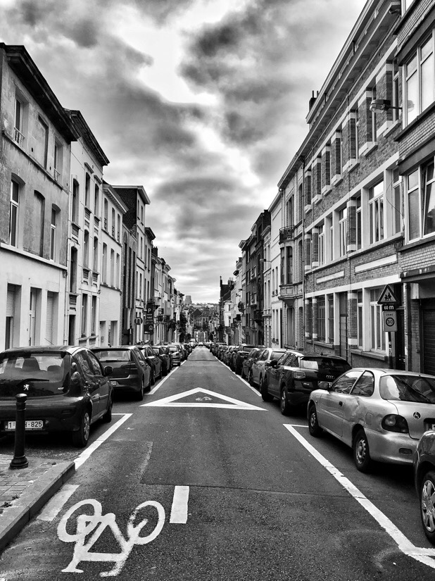 Walking the streets of Brussels, Belgium and enjoying the sights and sounds of the city